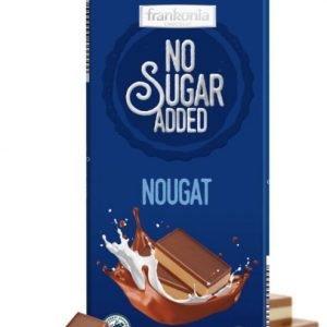 Frankonia Nougat Tafelschokolade zuckerfrei