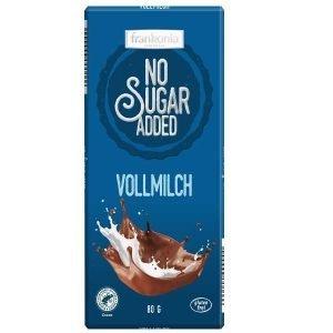 Frankonia zuckerfreie Milchschokolade