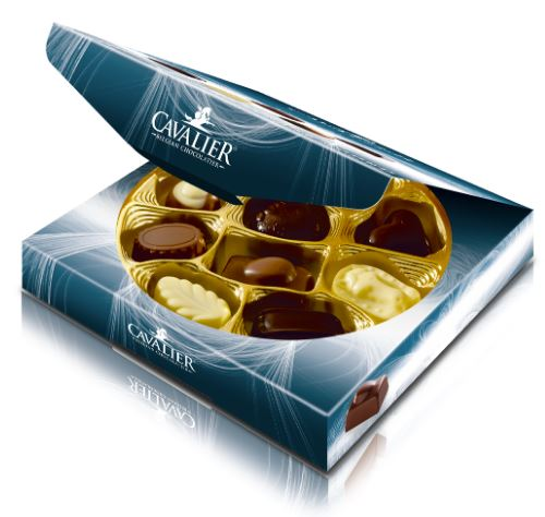 Cavalier Chocolates 125