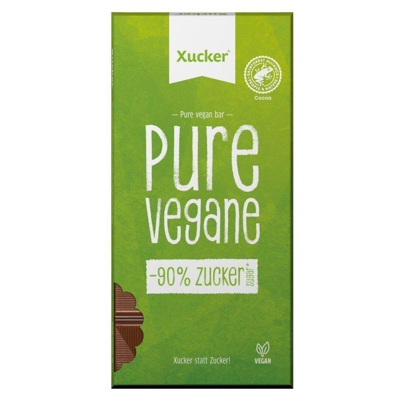 Xucker pure vegane Schokolade