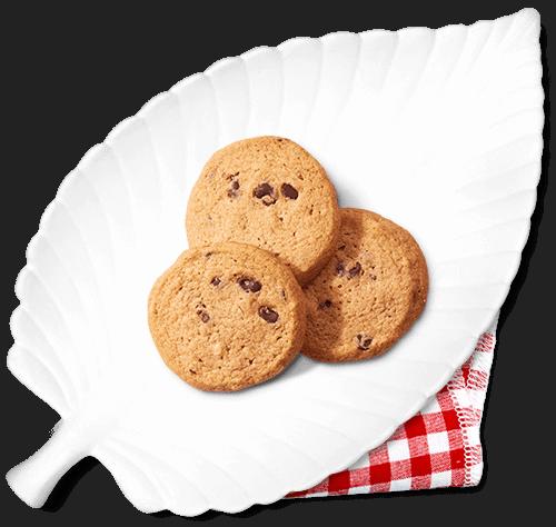 Schoko Kekse ohne Zucker online bestellen