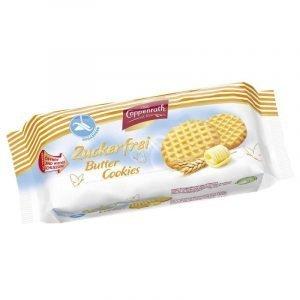 Zuckerfreie Butter Kekse