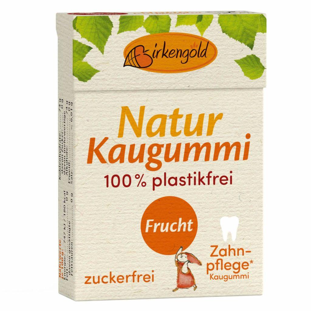 Birkengold Kaugummi Frucht
