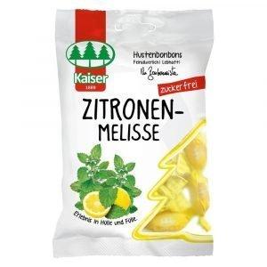 Kaiser Hustenbonbon Zitronenmelisse