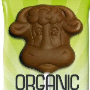 Zuckerfreier Lollipop Mandelschokolade