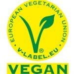 vegan label zuckerfrei