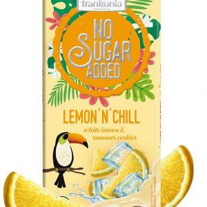 Frankonia Lemon ´n´ Chill zuckerfreie Schokolade