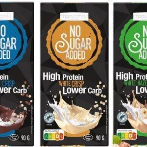 Frankonia high protein zuckerfreie Schokolade 3er