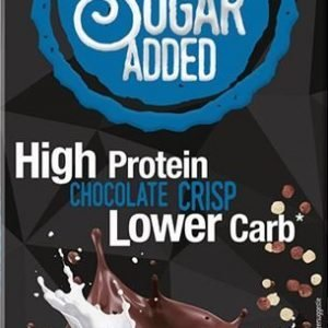 Zuckerfreie Protein Schokolade Frankonia Chocolate Crisp