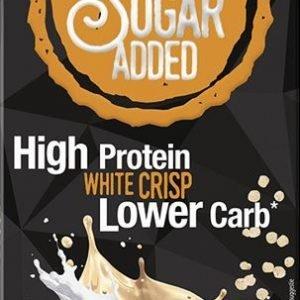 Zuckerfreie Protein Schokolade Frankonia White Crisp